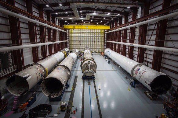 SpaceX Kullanılmış Bir Roketi Tekrar Kullanmayı Hedefliyor 2