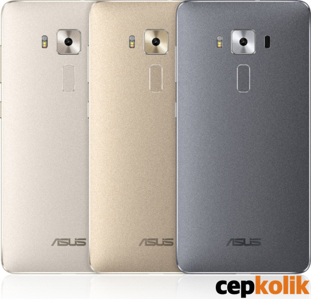 Asus Zenfone 3 Deluxe [Ön İnceleme]