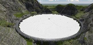 Çin Devasa Teleskop Yaptı!