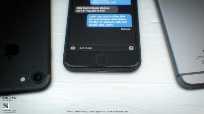 uzay siyahı iphone 7