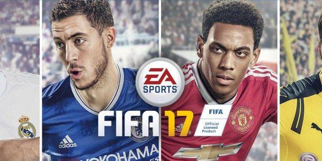 FIFA 17 Kapağındaki İsim Belirlendi!