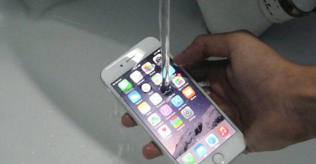 iPhone-7-Su-Geçirmez