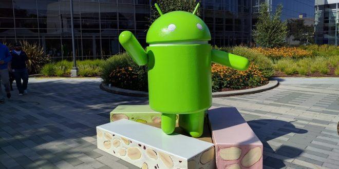 Android 7.0 Dağıtımı Başlıyor!