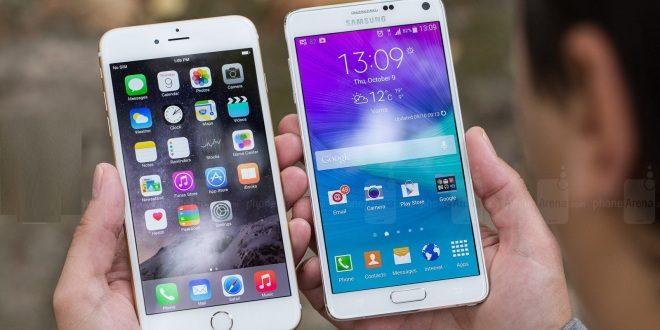Android Telefonlar iPhone'lardan Daha Stabil!