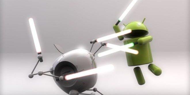 Android Telefonlar iPhonelardan Daha Stabil!