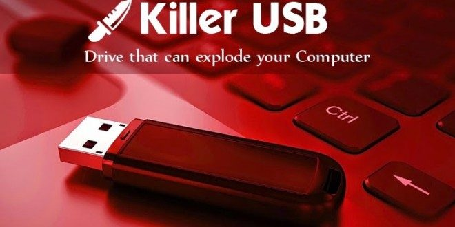 Bilgisayar Yakan USB Satışta!