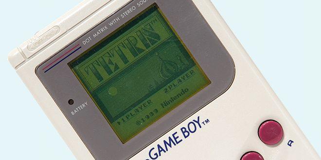 Game Boy Drone Kumandası Oldu!