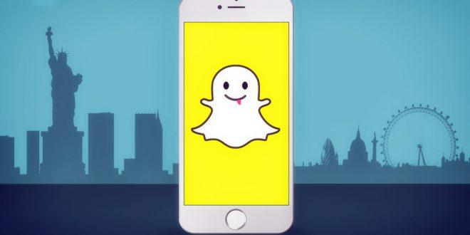 Snapchate Bir Çelmede Appledan! 2