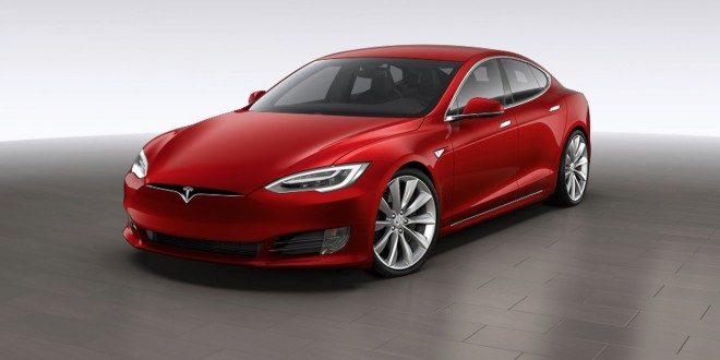 Yeni Tesla Model S P100D!