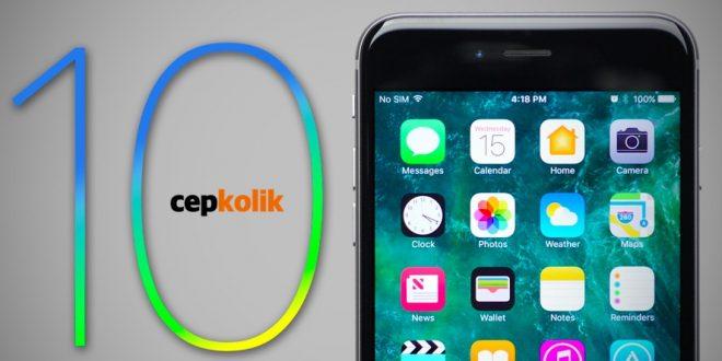 iOS 10 Beta 7 Çıktı!
