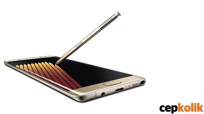 Samsung Galaxy Note 7 [Ön İnceleme]