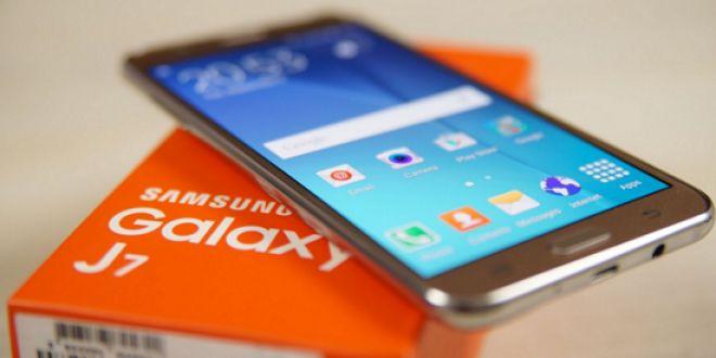 Galaxy J7 Prime Resmi Olarak Tanıtıldı!