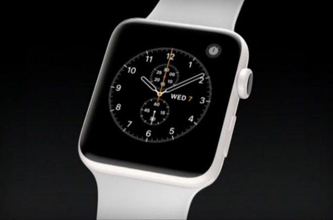 Seramik Apple Watch