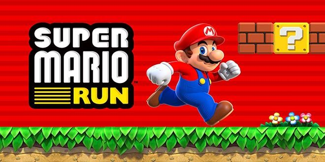Super Mario Run iOS 10 ile Geliyor!