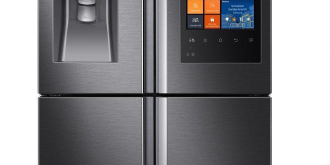 Uygumayla İçini Gösteren Buzdolabı!