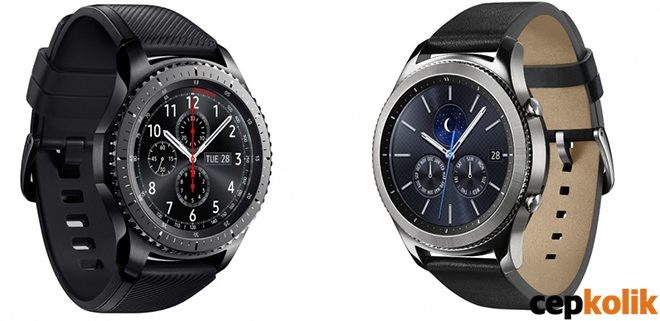 gear s3 classic ve gear s3 frontier