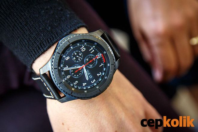 Samsung Gear S3 İnceleme