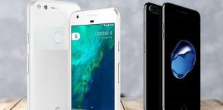 google-Piksel-xl-vs-iphone-7-plus-performans-karsilastirmasi
