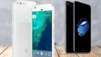 Google Pixel XL vs iPhone 7 Plus Performans Karşılaştırması