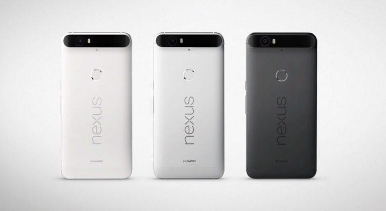 Nexus-6P-telefon