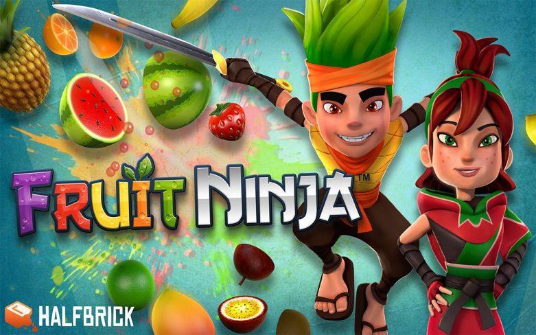 Gear S3 için Fruit Ninja Plus