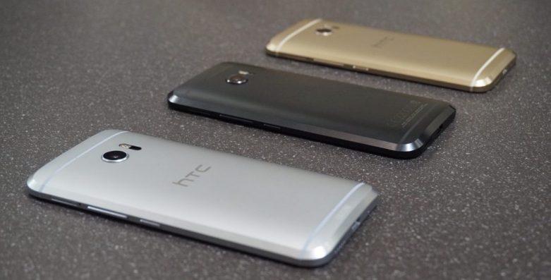 HTC Ocean Note x10 Desire Q1 2017