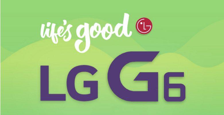 LG G6 beklenen özellikleri