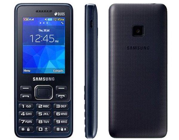 Samsung B350E tuşlu telefon