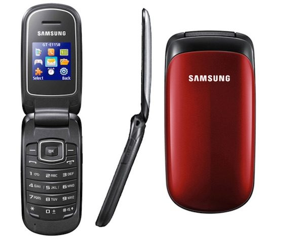 Samsung E1150 Tuşlu telefonlar