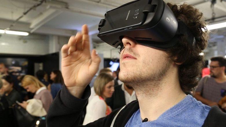 Samsung Gear VR 3 Hololens