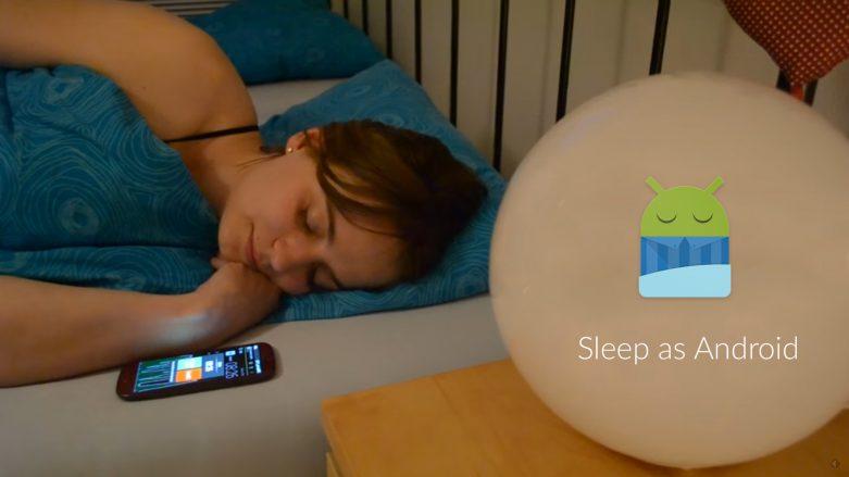 Sleep As Android Gear s3