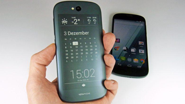 YotaPhone 3 Fiyatı Belli Oldu