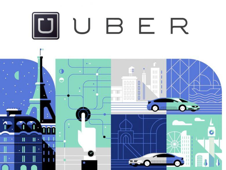 Uber Gear S3 uygulaması
