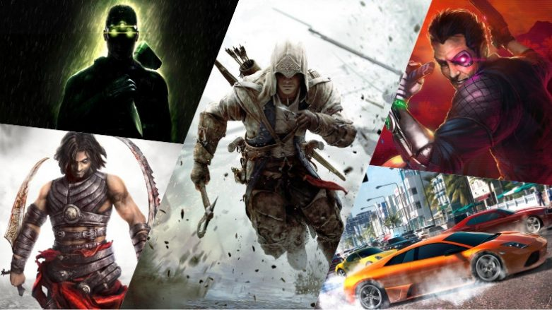 Ubisoft Hediye Oyunlar