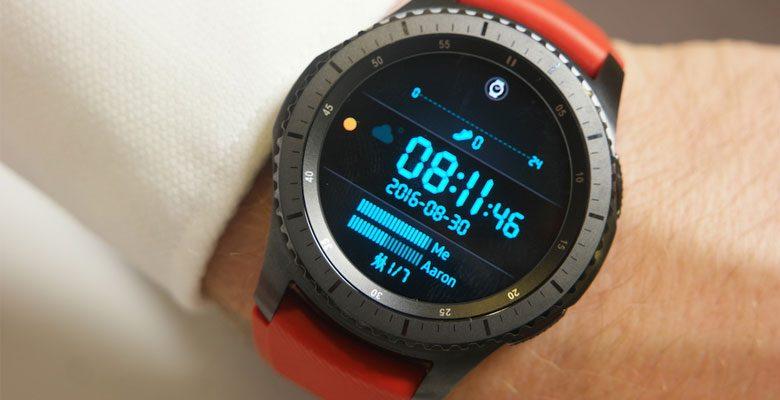 Kolunuzdaki Şıklık: Samsung Gear S3 Frontier
