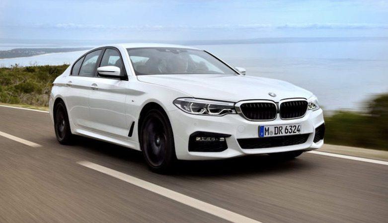 2017 BMW 5 Serisi Hakkında 5 Yeni Özellik