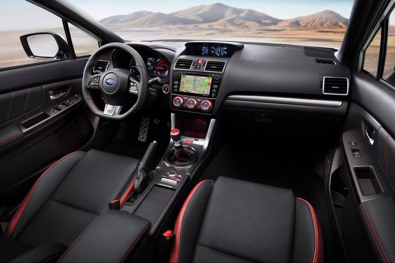 2018 Subaru WRX STI Tüm Özellikleri Ortaya Çıktı