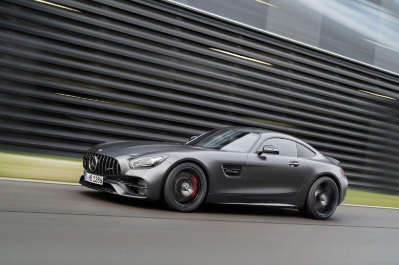 Mercedes AMG GT C Edition 50 Tüm Özellikleri