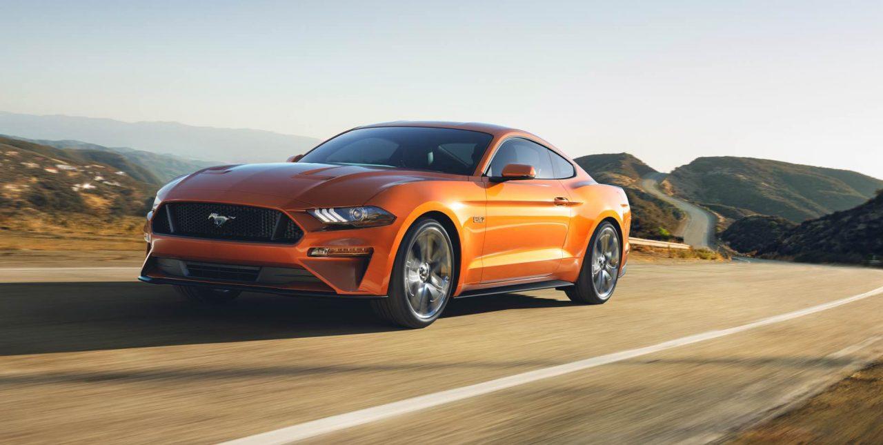 Ford Mustang 2018 modelleri geliyor