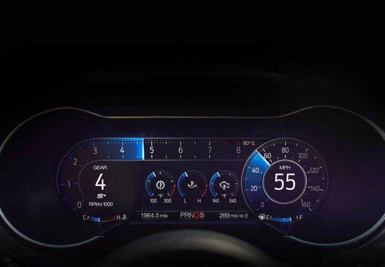 Ford, 2018 Model Tüm Mustang Modellerini Tanıttı