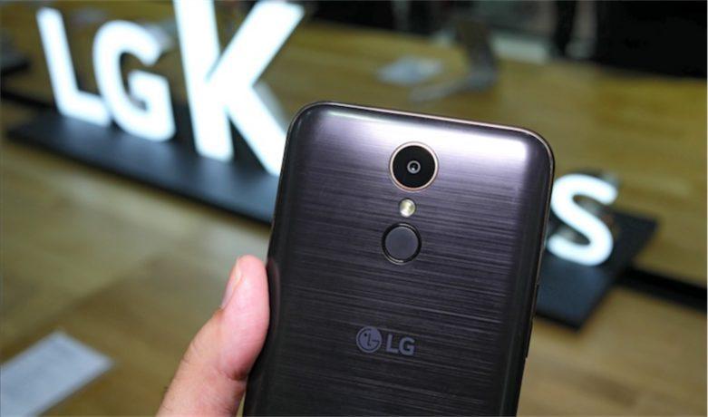 LG K10 2017 İnceleme