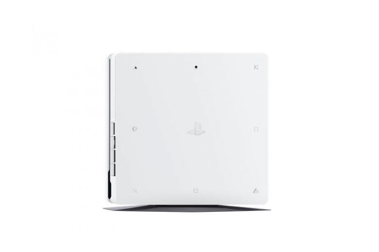 PlayStation 4 Slim Buzul Beyazı