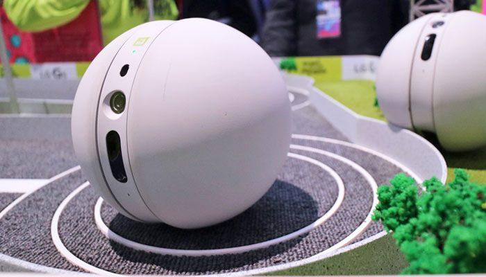 LG Rolling-Bot