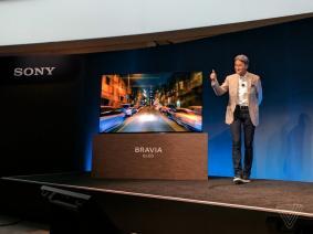 Sony OLED Bravia 4K TV