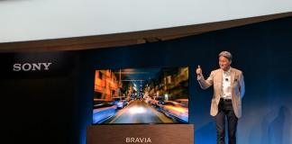 Sony OLED Bravia 4K TV