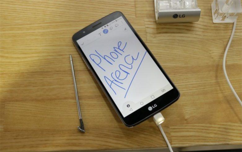 LG Stylus 3 İnceleme