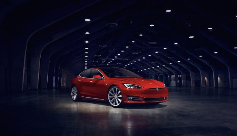 Tesla Model P100D