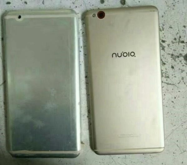 ZTE Nubia telefon