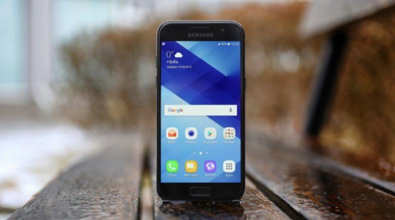 Samsung Galaxy A3 (2017) ön İnceleme