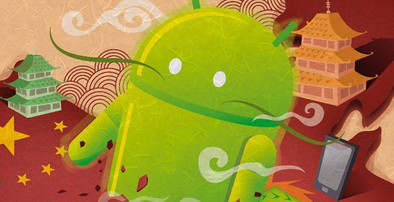 Android, Çin Pazarını Elinde Tutuyor